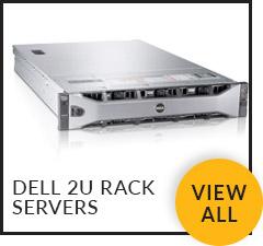 Dell 2U Rack Servers
